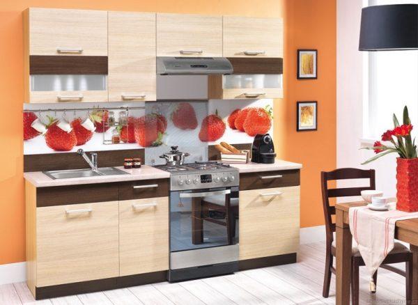Boční krycí lišta kuchyň Modena MD25