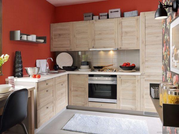 GNWU-60/95 P (L) horní rohová skříňka vnitřní kuchyně Repaso