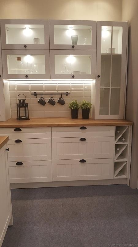 W40S horní skříňka nadstavbová kuchyň Prowansja