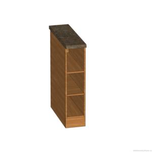 D20P dolní skříňka kuchyň Sycylia