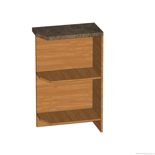D25PZ dolní rohová skříňka kuchyň Sycylia