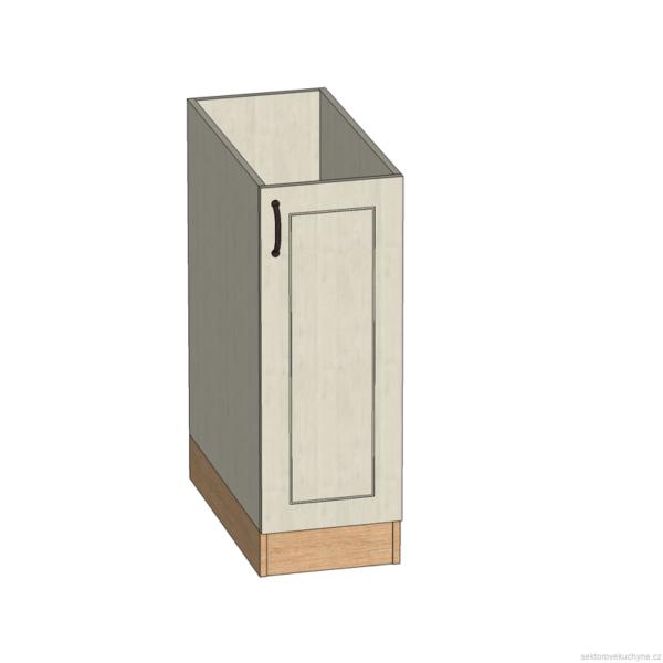 D30 dolní skříňka kuchyň Royal