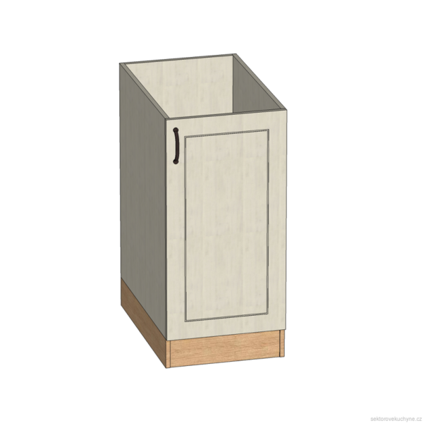 D40 dolní skříňka kuchyň Royal