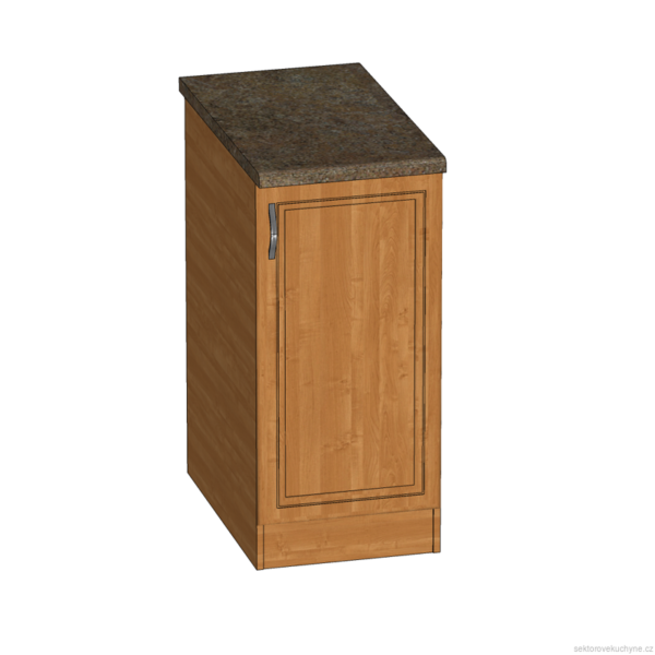 D40 dolní skříňka kuchyň Sycylia