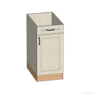 D40S1 dolní skříňka kuchyň Royal