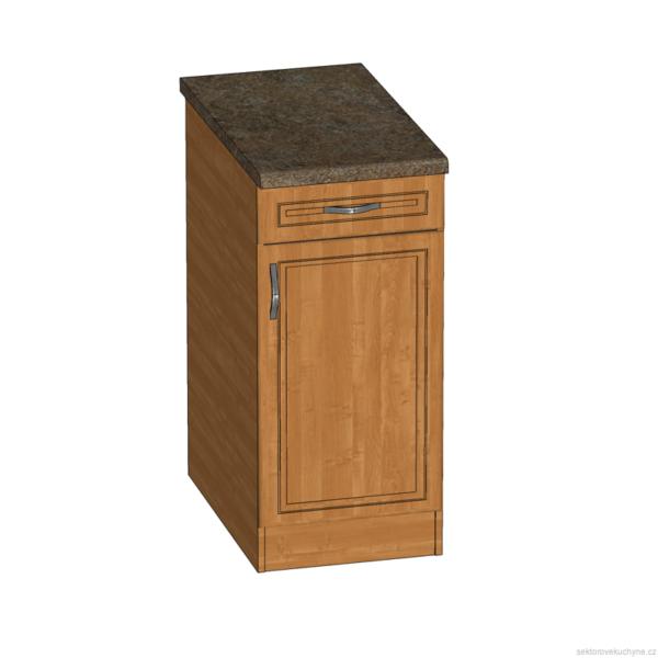 D40S1 dolní skříňka kuchyň Sycylia