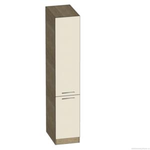 D40SP potravinová skříňka kuchyň Luna