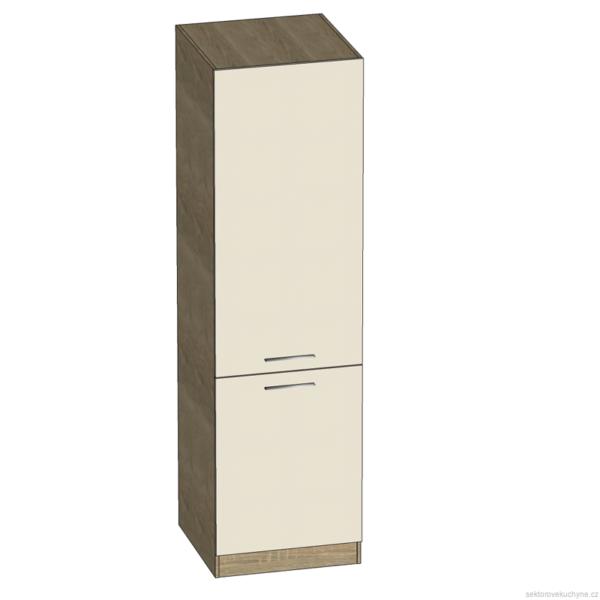 D60R potravinová skříňka kuchyň Luna