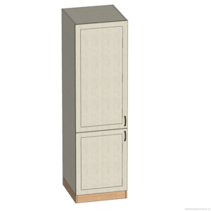D60ZL dolní skříňka kuchyň Royal