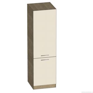 D60ZL lednicová skříň kuchyň Luna
