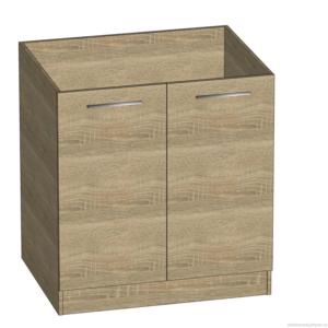 D80 dolní skříňka kuchyň Luna