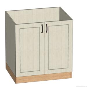 D80 dolní skříňka kuchyň Royal