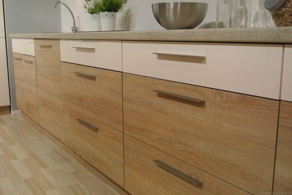 D80S3S dolní skříňka kuchyň Luna