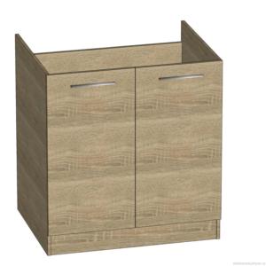 D80Z dolní skříňka dřezová kuchyň Luna