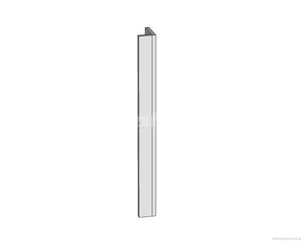 DBZ-10/82 dolní krycí lišta vnější kuchyně Tapo