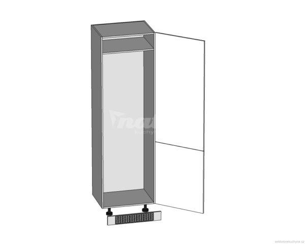 DL-60/207-P/P dolní skříňka pro vestavné spotřebiče kuchyně Tapo