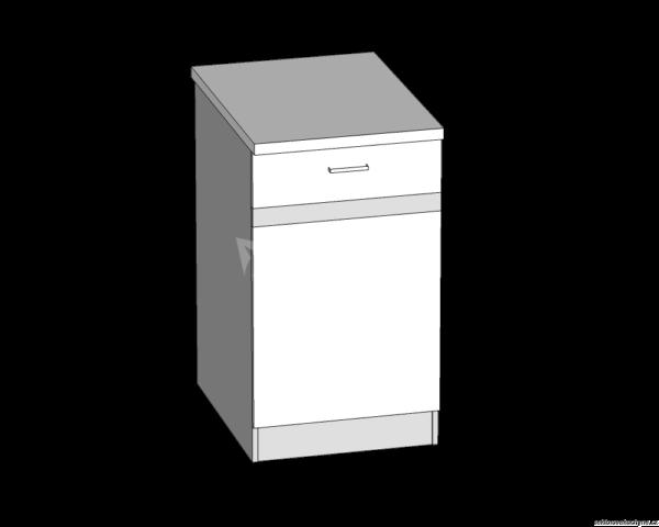 Dolní skříňka LP 50 kuchyň Eliza (EZ13/D50)