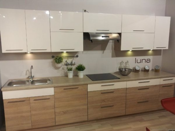 6 kuchyň Luna