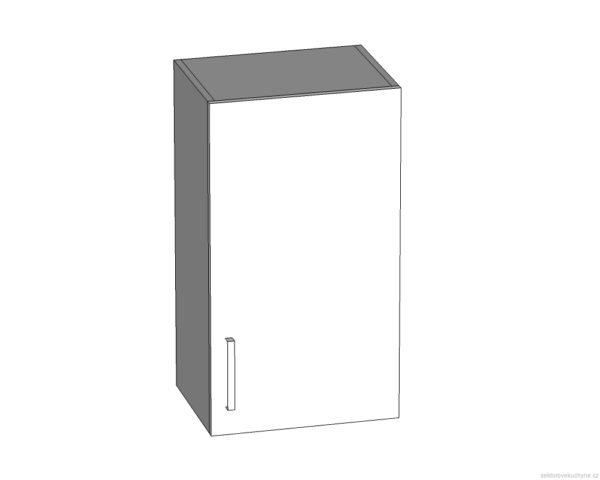 G-40/72 P (L) horní skříňka kuchyně Tapo