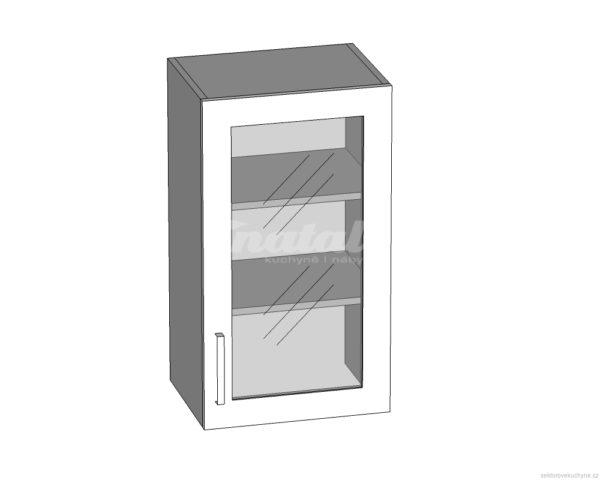 G-40/72 PV (LV) horní skříňka kuchyně Tapo