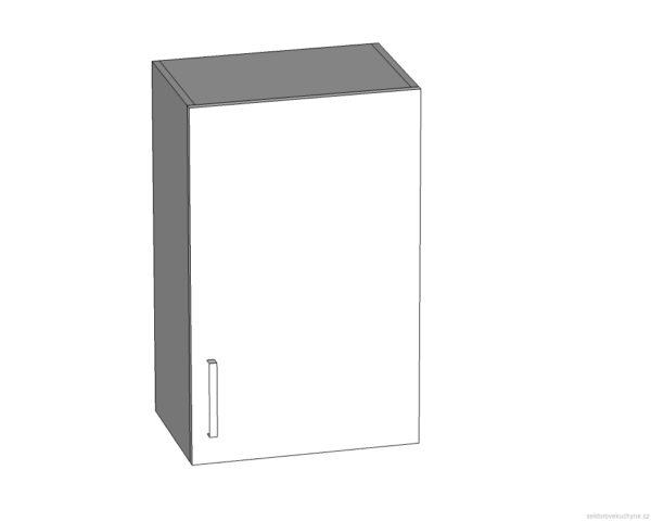G-45/72 P (L) horní skříňka kuchyně Tapo