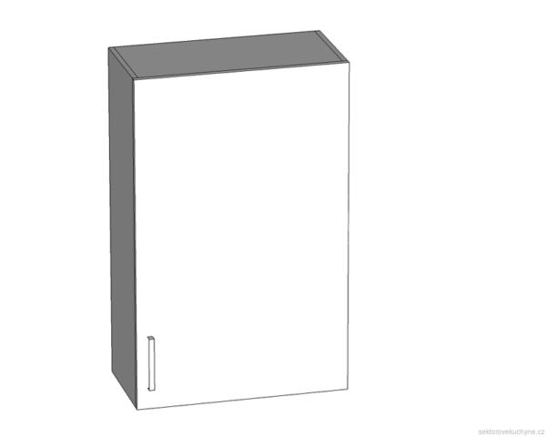 G-60/95 P (L) horní skříňka kuchyně Tapo