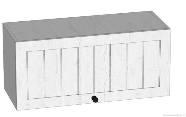 G80K horní skříňka kuchyň Prowansja