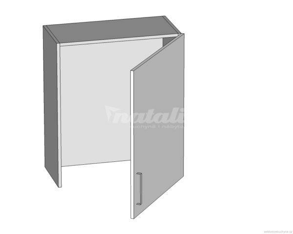 GC-60/72 P (L) horní skříňka s odkapávačem kuchyně Tapo