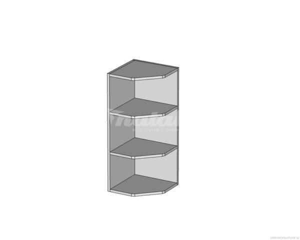 GNZ-30/72 horní rohová skříňka vnější kuchyně Tapo