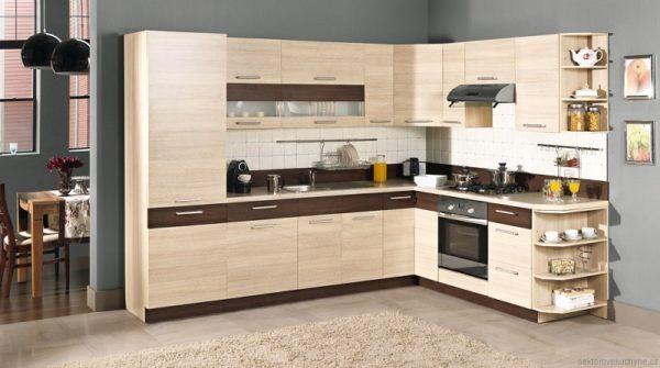 Skřínka na troubu 60 kuchyň Modena MD29-D60P