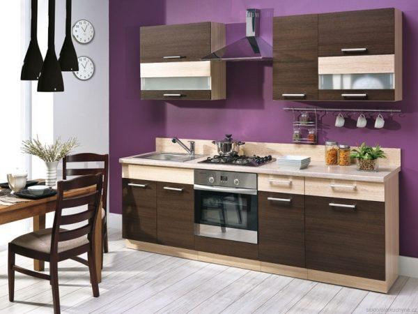 Horní skříňka 80 kuchyň Modena MD26-G80