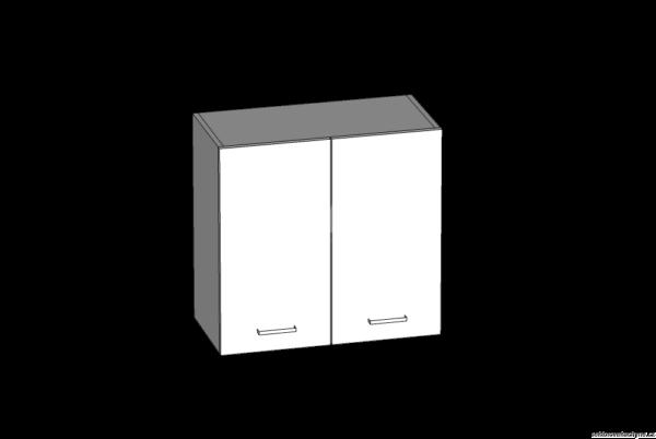 Horní skříňka 60 kuchyň Eliza (EZ3/G60)