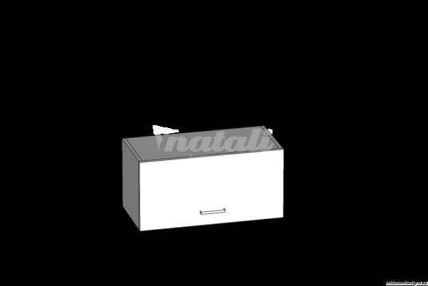 Horní skříňka digestořová 60 kuchyň Eliza (EZ9/G60o)