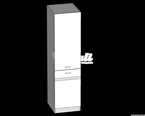 Potravinová skříňka LP 50 kuchyň Eliza (EZ19/D50C)