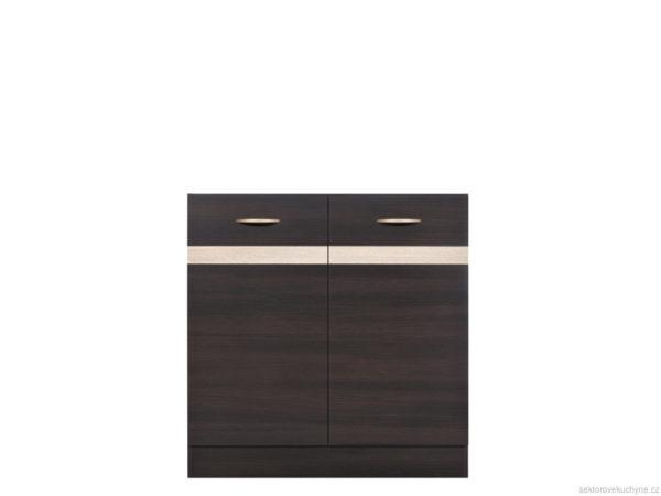 Skříňka dřezová DK2D/80/82 kuchyň Junona