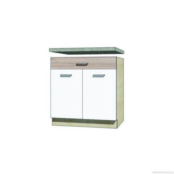 Spodní skřínka s šuplíkem 6D kuchyň Econo