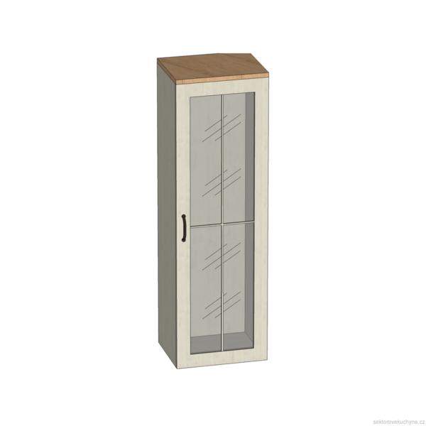 W40S horní skříňka nadstavbová kuchyň Royal