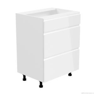 D60S3 šuplíková dolní skříňka kuchyň Aspen