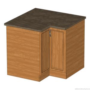D90N dolní rohová skříňka kuchyň Sycylia