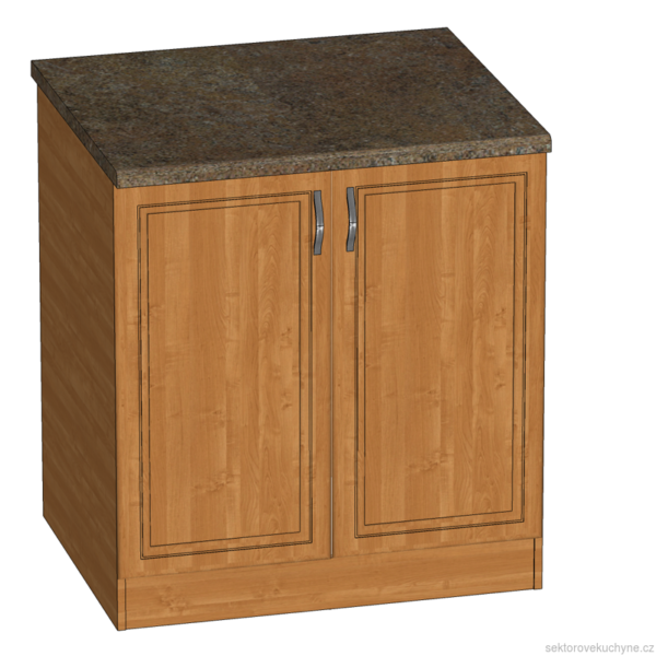 D80 dolní skříňka kuchyň Sycylia
