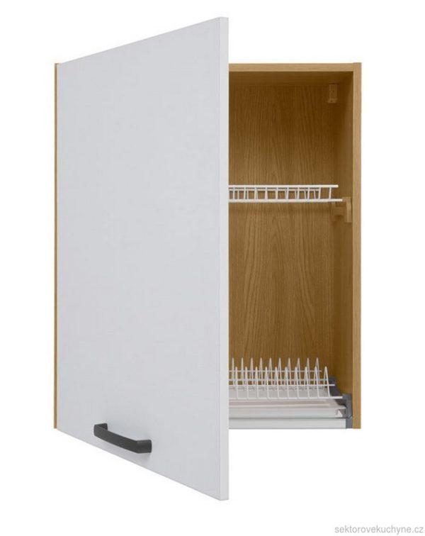 Horní skříňka s okapávačem GC-60/72 kuchyň Semi Line